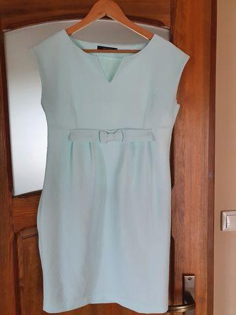 Elegancka sukienka ciążowa M