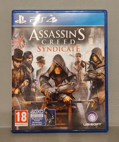 PlayStation 4! Assassin's Creed Syndicate! PS4 - Polecam