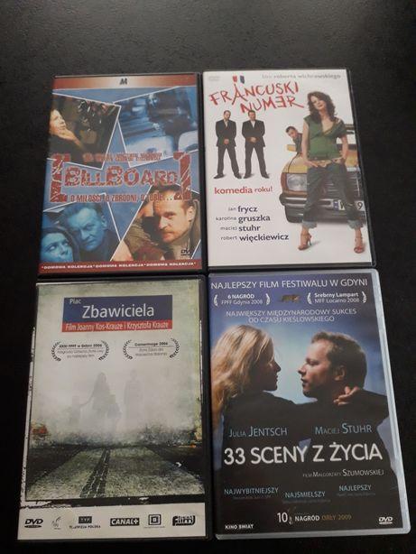 Sprzedam polskie filmy