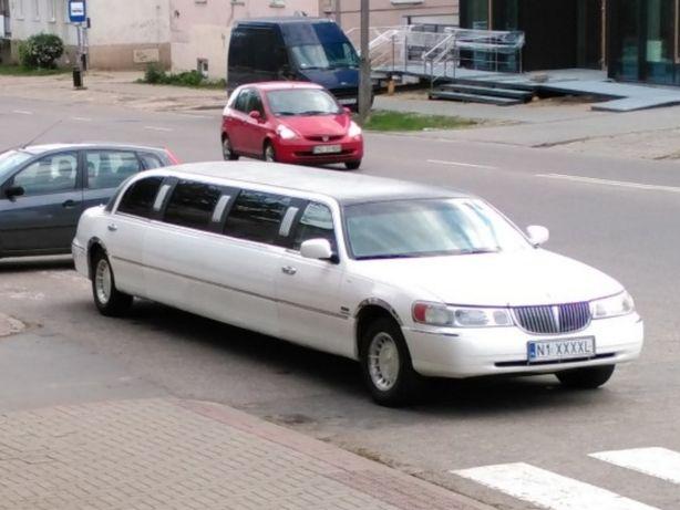 Limuzyna Olsztyn, Najdłuższa w Olsztynie 9,5m. Limuzyny Olsztyn