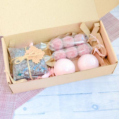 Подарок на день рождения, подарочный набор для девушки, подарок ручной