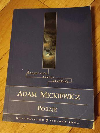 Arcydzieła poezji polskiej Adam Mickiewicz  Poezje