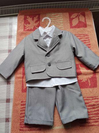 Sprzedam garniturek do chrztu dla chłopca 80