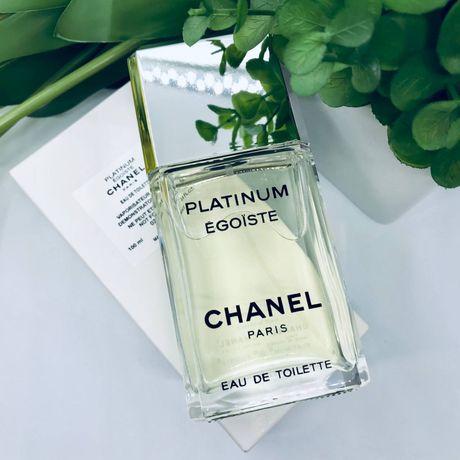 Chanel Egoiste Platinum Tester Оригинал Шанель Эгоист Платинум Духи