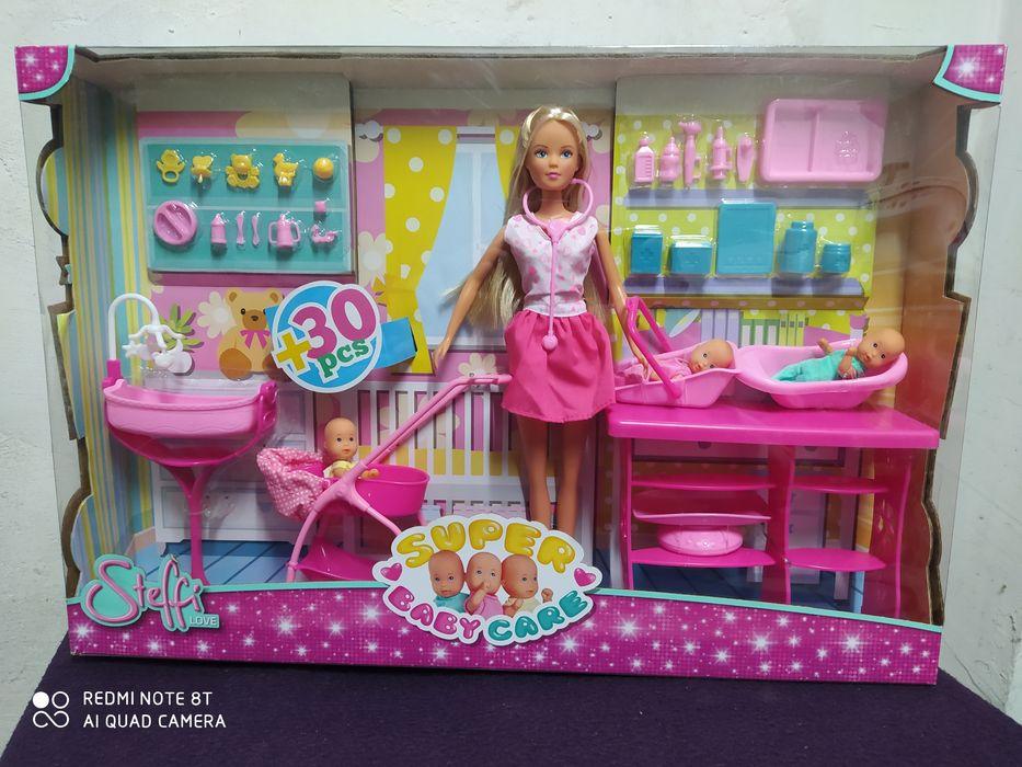 Zabawka dla dziewczynki Steffi love Super baby care Koszalin - image 1