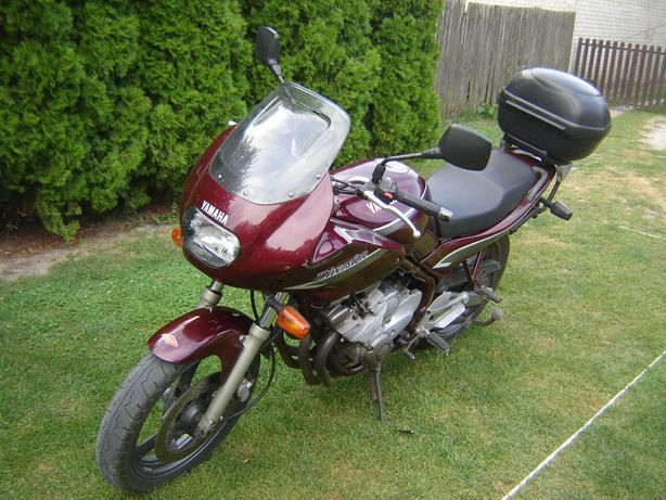 Yamaha Diversion XJ600