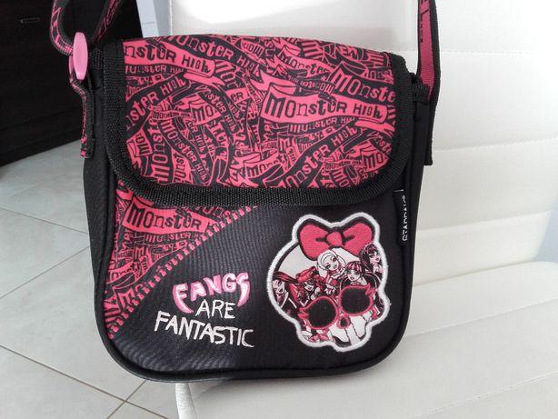 Torebka listonoszka Monster High