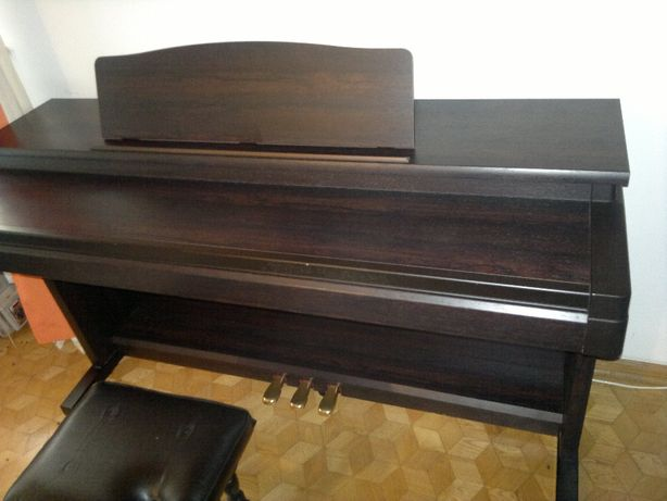 Pianino Roland HP 2e wazona klawiatura