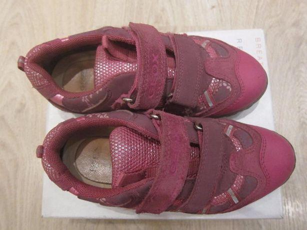 Кроссовки для девочек GEOX красивые