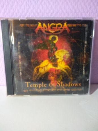 Plyta Cd +DvD Angra Templr of Shadows