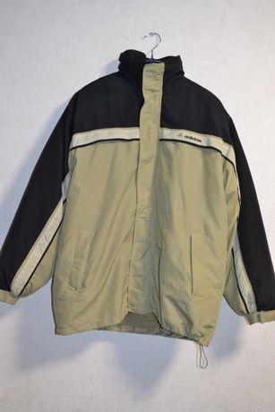 Фирменная зимняя курточка Adidas 2в1 большого размера ХХЛ-ХХХЛ, 51-56