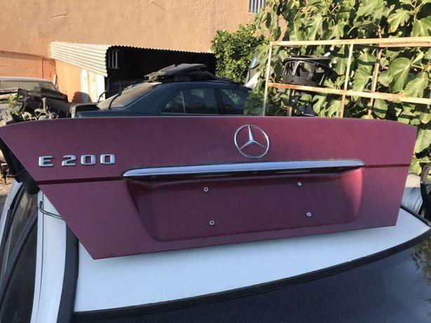 Tampa de Mala Mercedes W124 serie E 3ª geração
