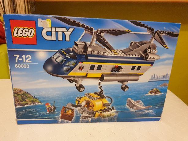 Zestaw Klocków LEGO CITY 60093