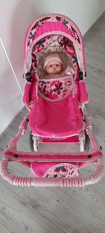 Wózek dla lalek - duży