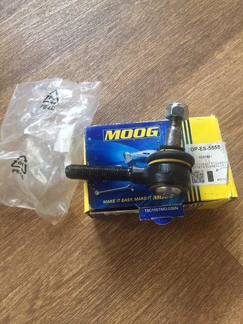 Наконечник рулевой тяги на Opel Omega В (MOOG левый, новый)