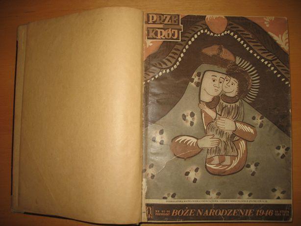 Tygodnik PRZEKRÓJ rocznik 1947 numery ARCHIWALNE