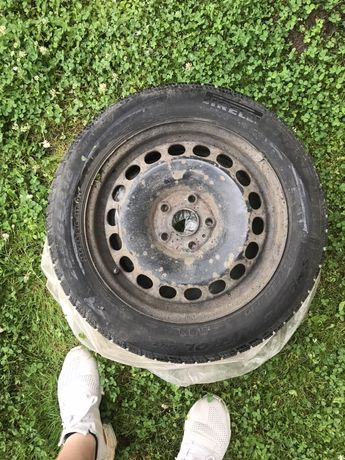 Opony zimowe  pirelli 16 cali 205/55