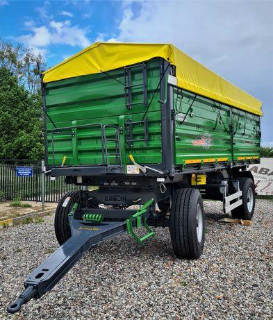 Przyczepa rolnicza 15 TON fabrycznie nowa Caselli