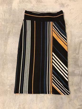 Dzianinowa spódnica midi Reserved xs 34 nowa