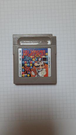Gra Dr Mario na Game Boy Nintendo