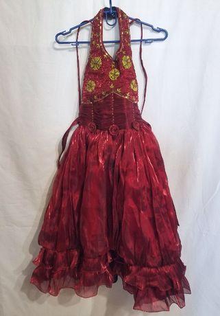 Карнавальное платье - Восточной принцессы, цыганки,Феи.