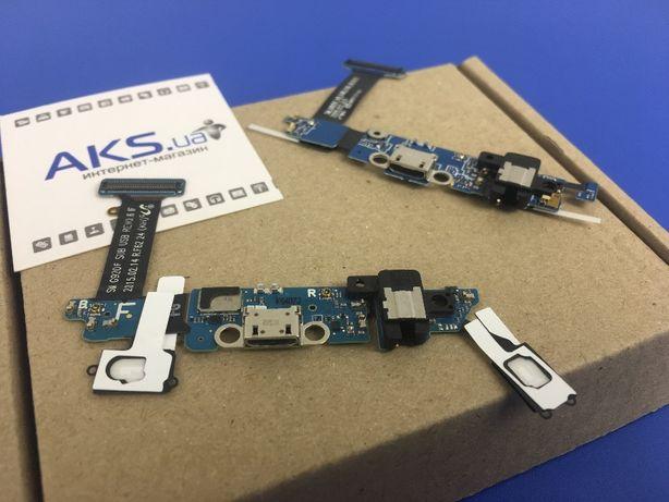 Нижняя плата шлейф Samsung G920 G925 S6 Edge разъем зарядки наушников