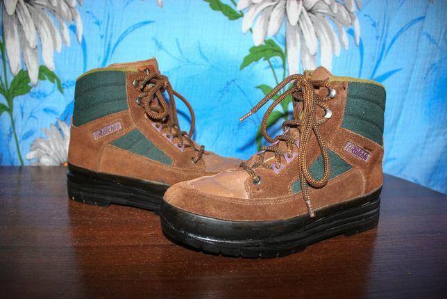Походные женские ботинки Raichle Vibram черевики 39 р, 25 см