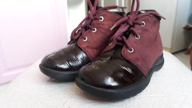 ботинки детские Lurchi демисезонные кожа Геpмания