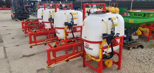 Opryskiwacz polowy Lisicki od 400/600 litrów NOWY 5 lat przegląd