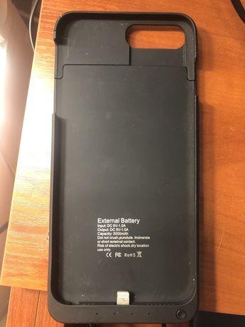 Чехол батарея на айфон 8+