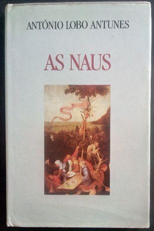 as naus / António lobo Antunes 1.ª edição