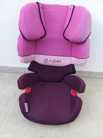 Cadeira Cybex Solution M-Fix