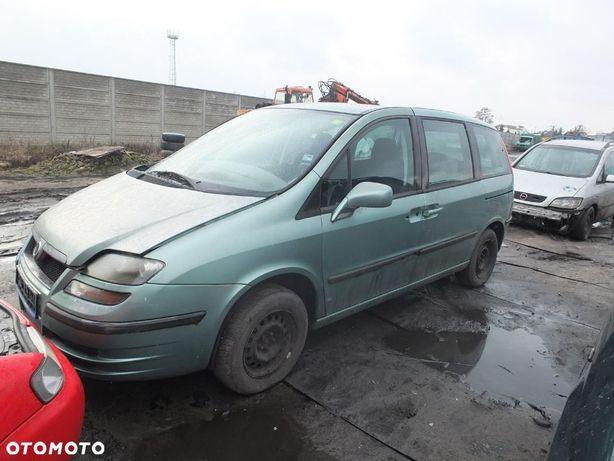 Półoś do Fiat Ulysse II 2002 r. 2.0 16V 136KM