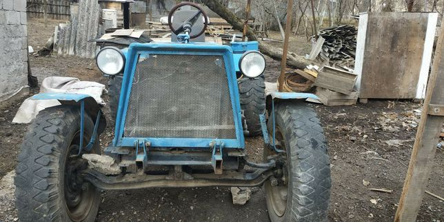 Трактор саморобний обмін на уаз