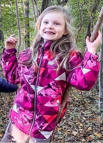 Зимняя куртка лыжная курточка для девочек LEGO Wear р.116 Lenne Reima
