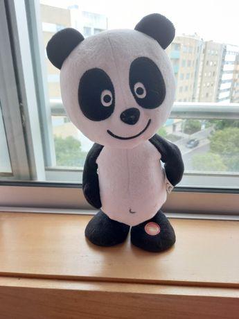 Panda musical para criança