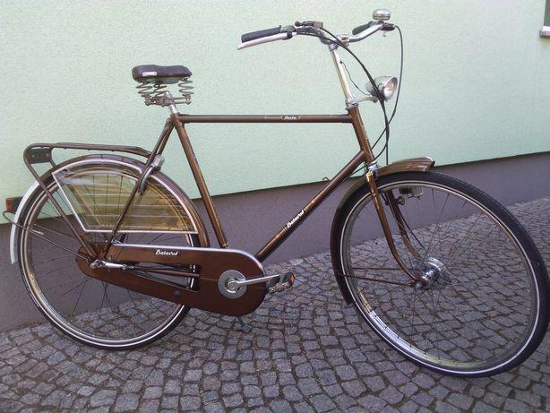 Rower miejski, Batavus Bato, 3 biegi Sturmey Archer, piękny klasyk,