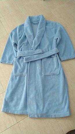 Robe azul L PINK