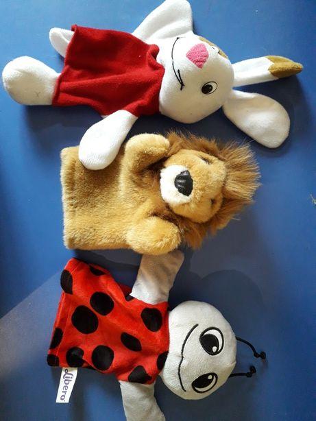 Іграшки для лялькового театру
