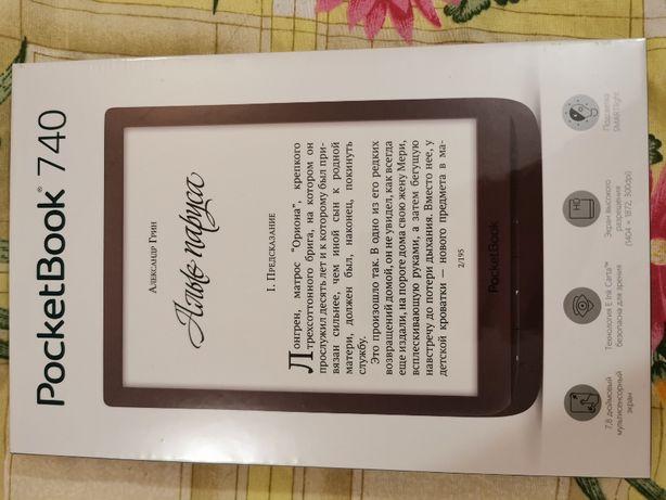 Электронная книга PocketBook 740 коричневый 18000руб