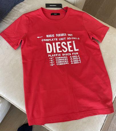 Футболка Diesel(kors, guess,lacoste,lagerfeld,pinko,mango)