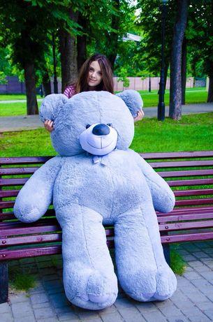 Мишка плюшевый Ветли большой медведь на подарок 200 см