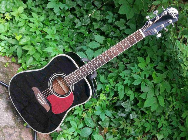 Nowa gitara akustyczna Oscar Schmidt by Washburn