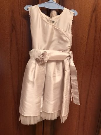 Платье шёлк 4 года