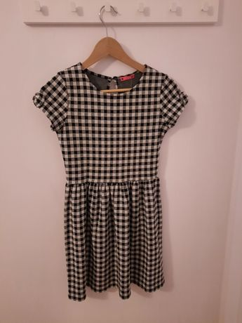 Sukienka  dresowa 152
