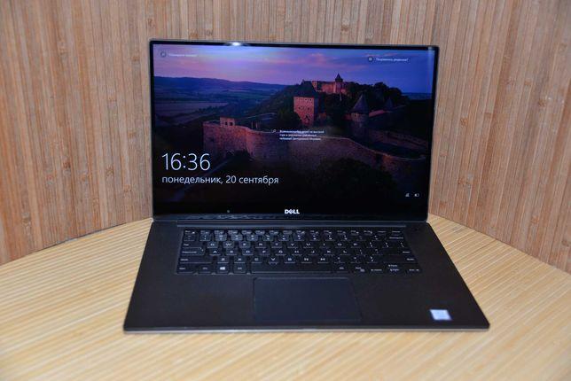 Dell XPS 15 9560 4K /i7-7700HQ/GTX 1050 4gb/ ssd 240gb/ ОЗУ 8 gb
