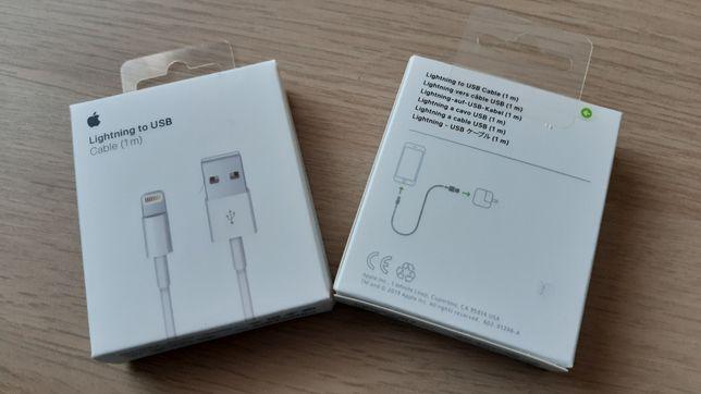 Kabel USB do iPhone iPad Lightning 1 metr