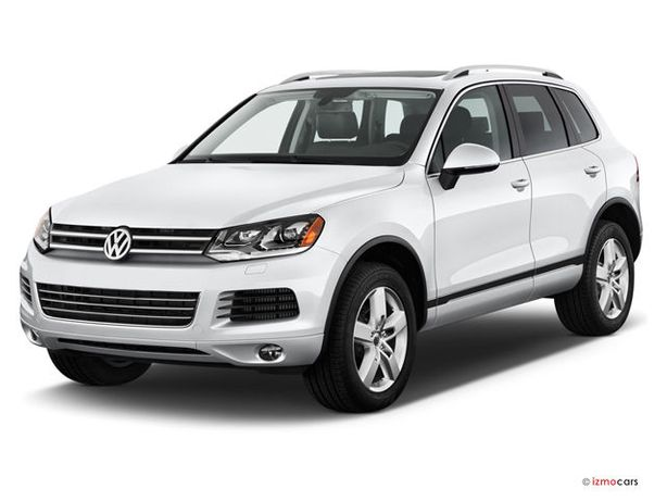 Volkswagen Touareg 2014- USA. Крылья передние.