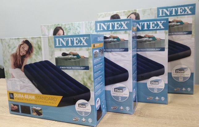 Надувний матрац Інтекс (Надувной Матрас Интекс) Intex, велюр, диван