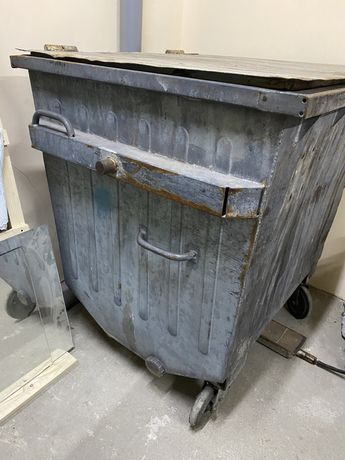 Мусорный бак, контейнер для мусора, мусорка